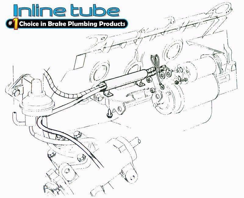 67-72 Pontiac GTO Lemans Motor Mount Starter RA HO
