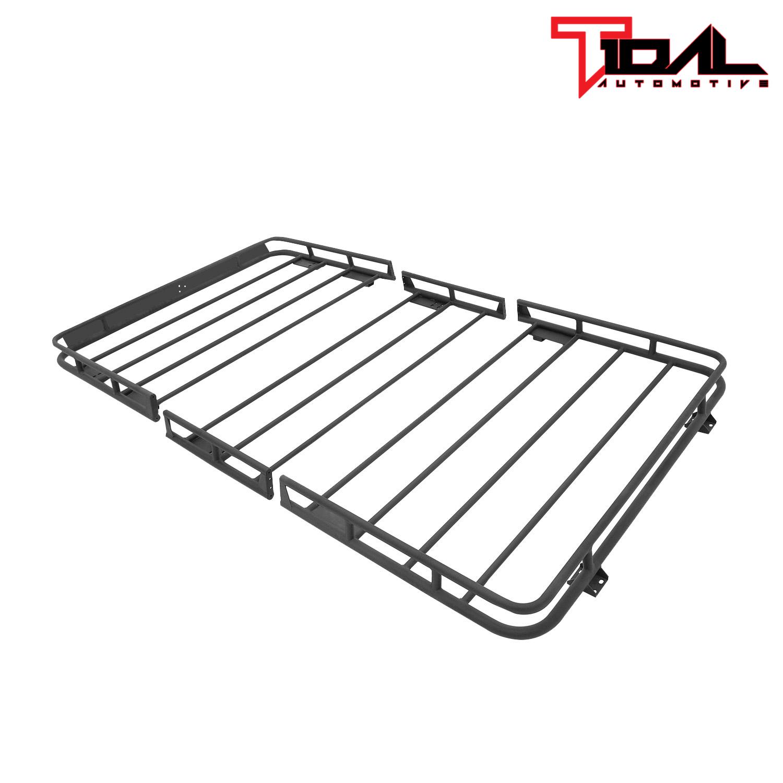 Tidal Fit for 07-18 Jeep Wrangler JK 4 Door Cargo Rack