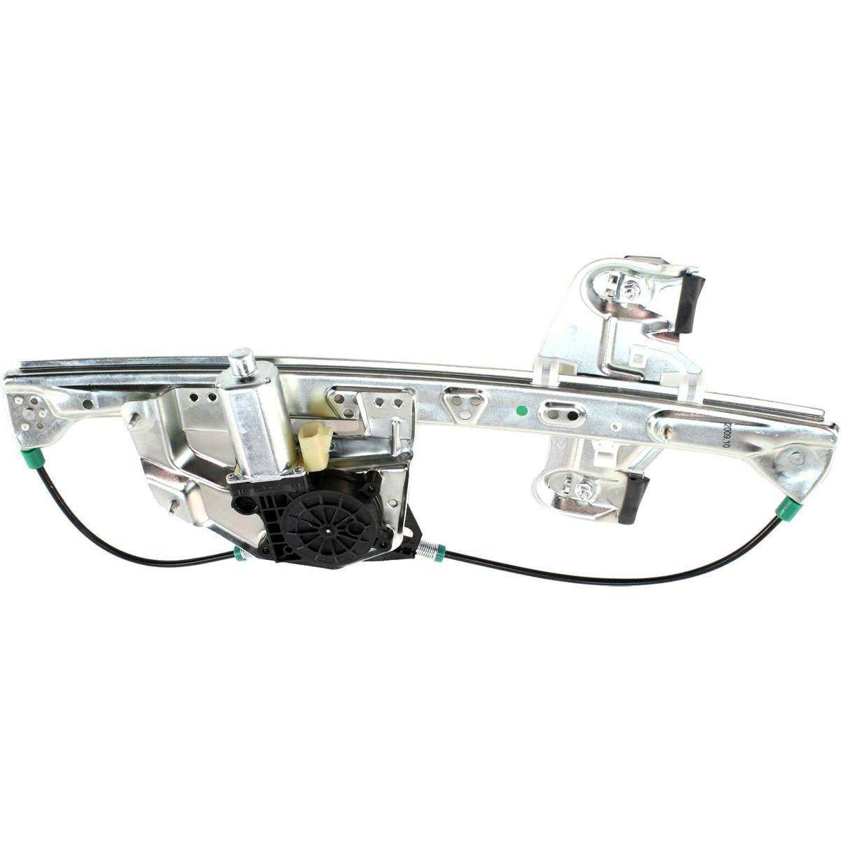 NEW REAR LH POWER WINDOW REGULATOR WITH MOTOR FITS