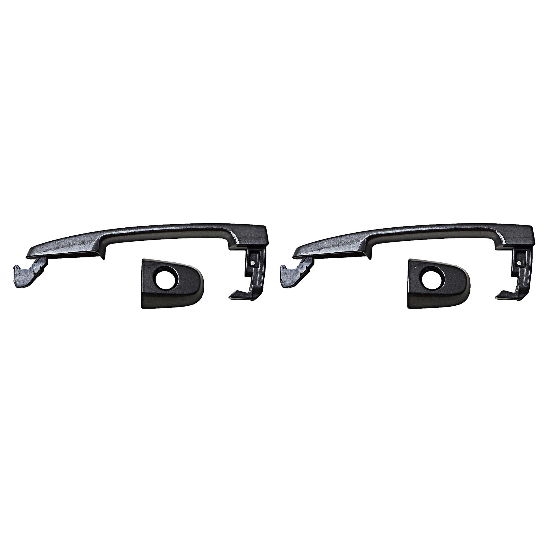 1G3 Gray For Toyota Camry Corolla RAV4 Front Left & Right