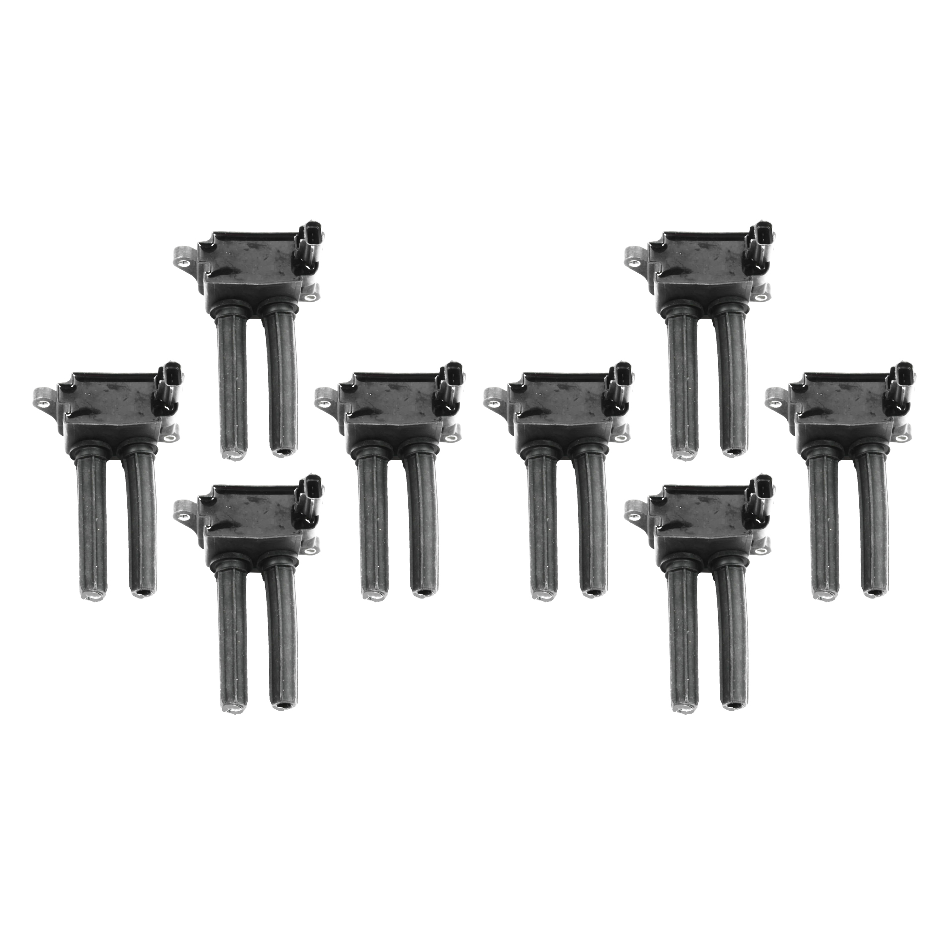 Set 8pcs Ignition Coil Uf504 For Chrysler 300 Dodge