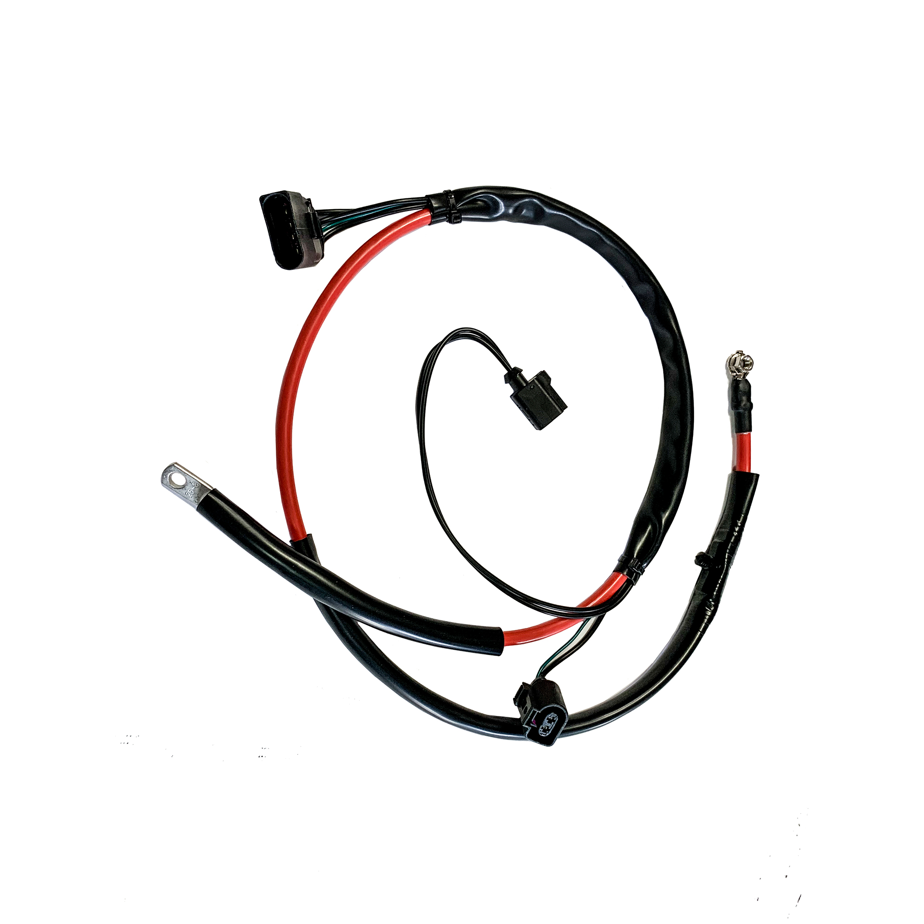 Alternator Wiring Harness Red For Vw Beetle Gl Turbo