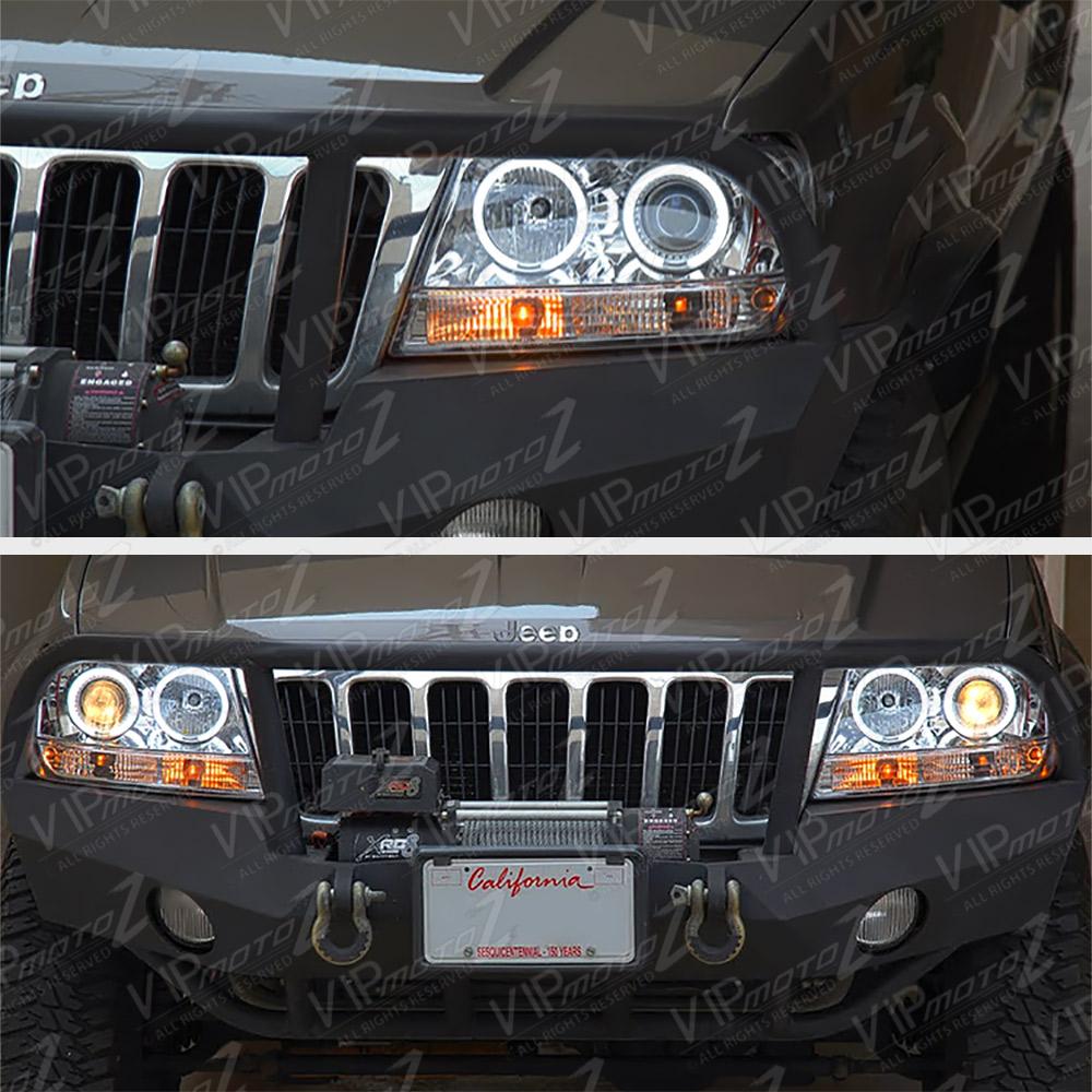 Headlight Wiring Diagram For 2000 Jeep Cherokee