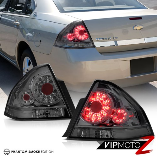 small resolution of details about 2006 2013 chevy impala ls lt ss phantom smoke smd high power led tail lights
