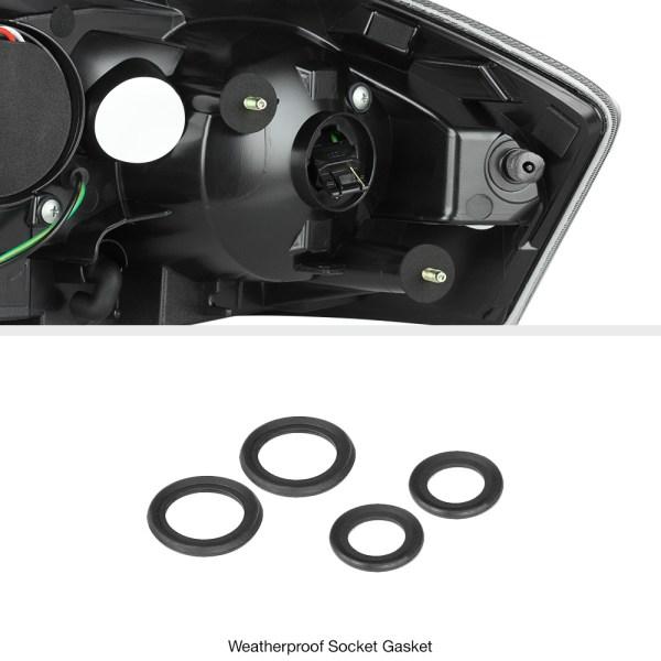 2006-2007 Infiniti G35 Coupe Led Light Bar Black