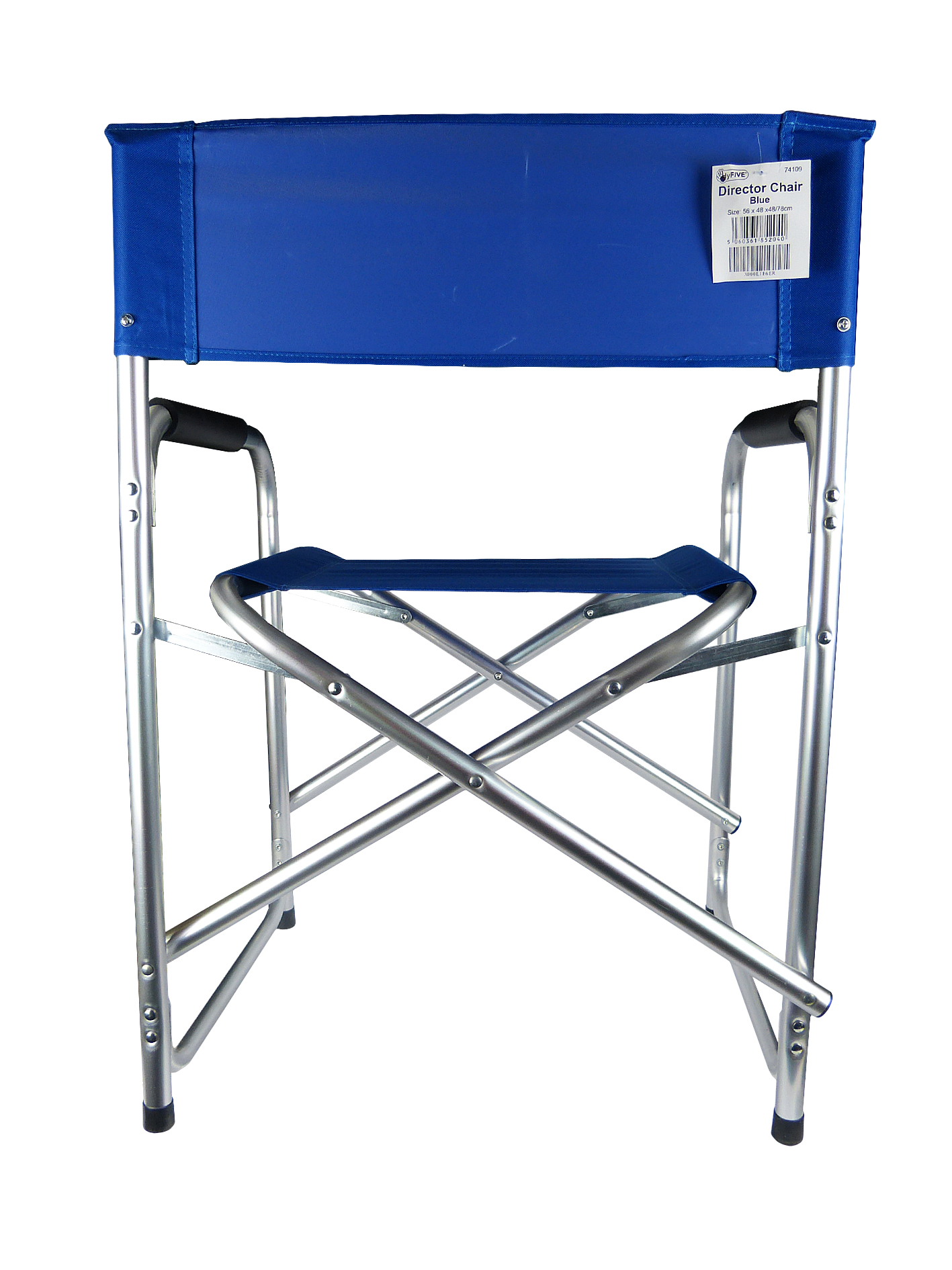Aluminium Directors Folding Chair With Arms Director