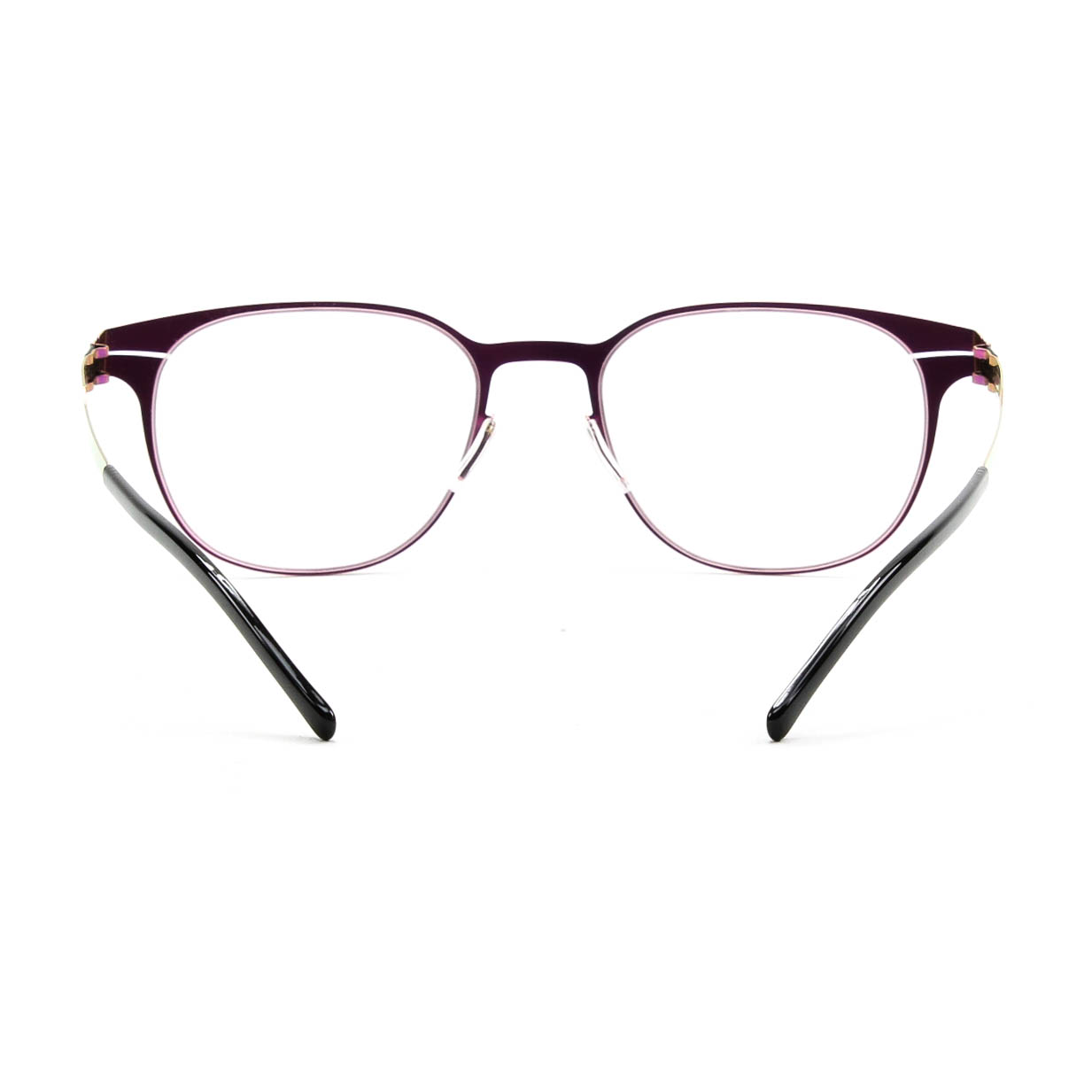 Ic Berlin M Clarence Eyeglasses Electric Magenta