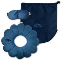 Total Pillow - Jumbo Deluxe Set Memory Foam Pillow and ...
