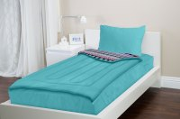 Zipit Bedding Set - Zip-Up Your Sheets and Comforter Like ...