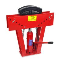 "**16 TON** Hydraulic Pipe Tube Bender 6 Dies 2"" Square ..."