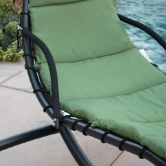 Air Chair Stand Beer Barrel Table And Chairs Hanging Chaise Lounger Arc Porch Swing