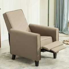 Reclining Club Chair Mamas And Papas Vibrating Modern Design Recliner Living Room Relax Home