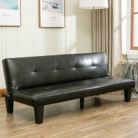 NEW Futon Sofa Bed Convertible Couch Living Room Loveseat ...