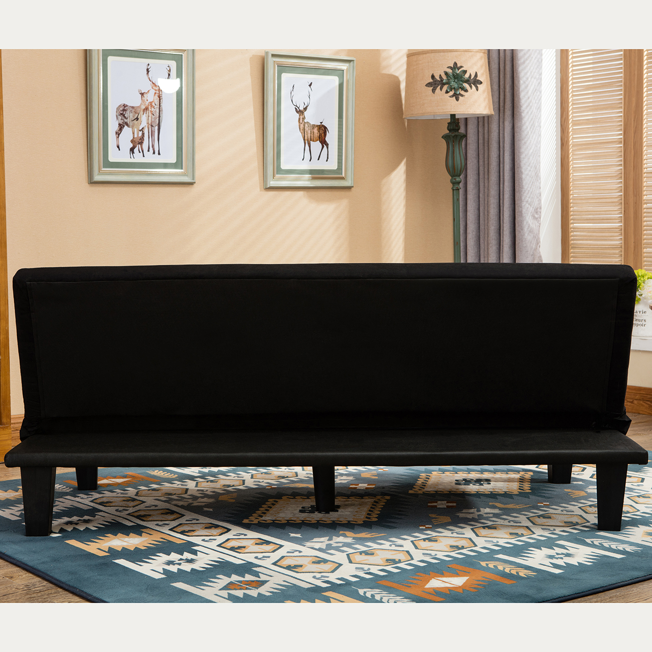 sofa bed modern style ikea white futon couch sleeper lounge sleep