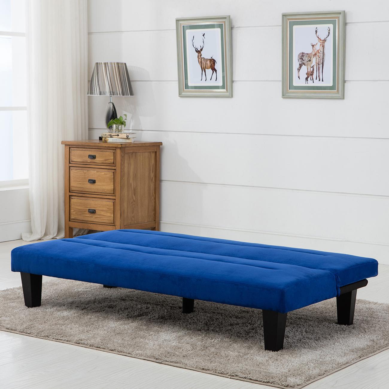 Modern Style Sofa Bed Futon Couch Sleeper Lounge Sleep ...