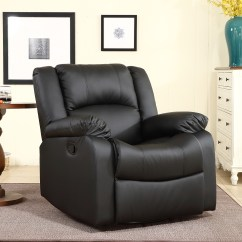 Swivel Chair Black Minnie Mouse Desk New Recliner And Rocking Leather Seat Living