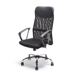 Pu Leather Office Chair Kaboost Portable Booster Australia High Back Executive Ergonomic Desk