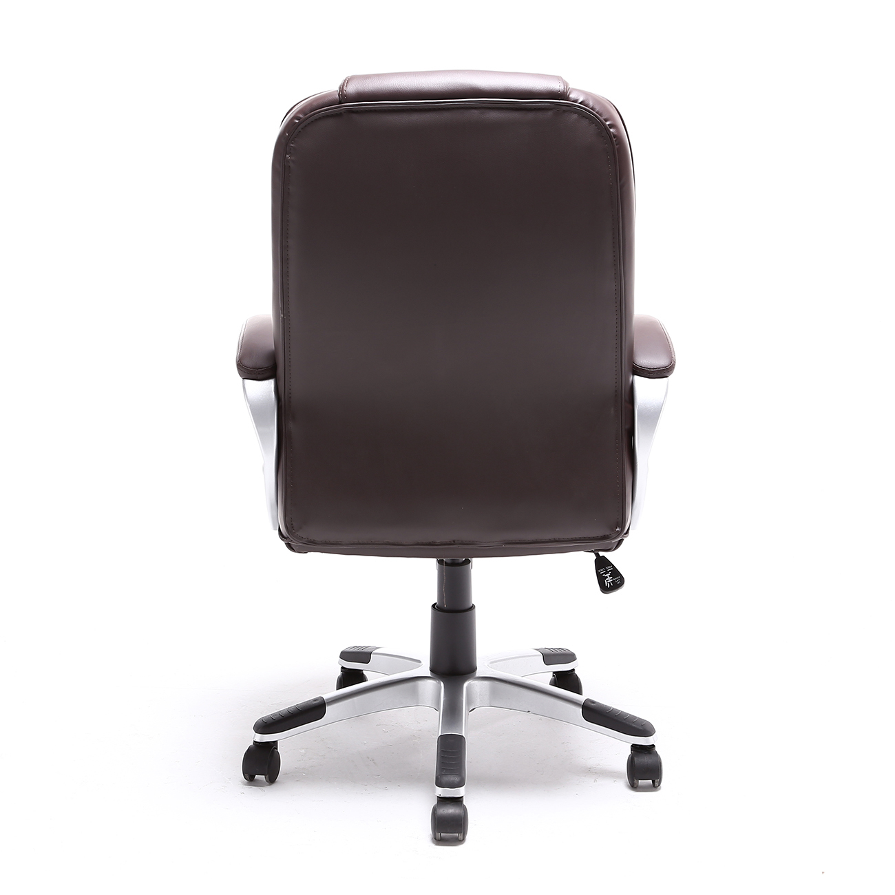 Best Computer Chair For Back High Back Pu Leather Executive Ergonomic Office Chair Desk