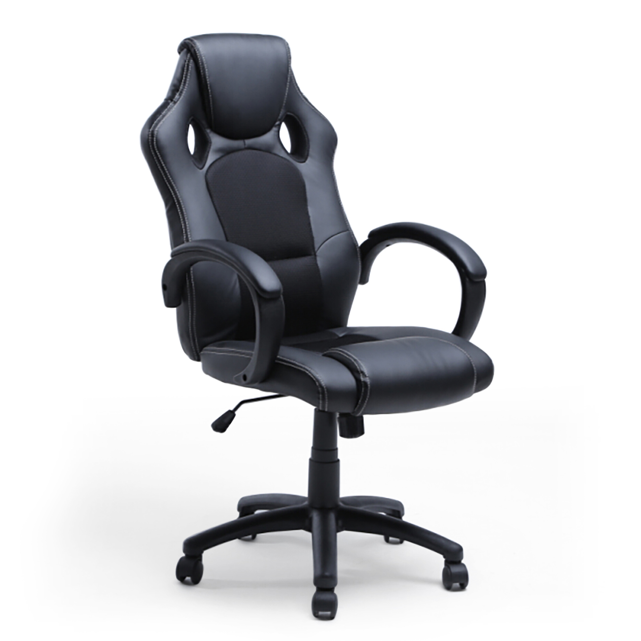racing office chairs swing chair jeddah high back race car style bucket seat desk