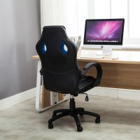 High Back Race Car Style Bucket Seat Office Desk Chair ...