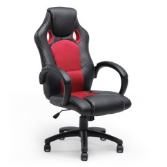 Racing Office Chairs Modern Executive Chair High Back Race Car Style Bucket Seat Desk