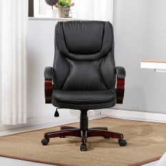 High Back Office Chairs With Lumbar Support Pool Lift Chair Executive Desk Arm