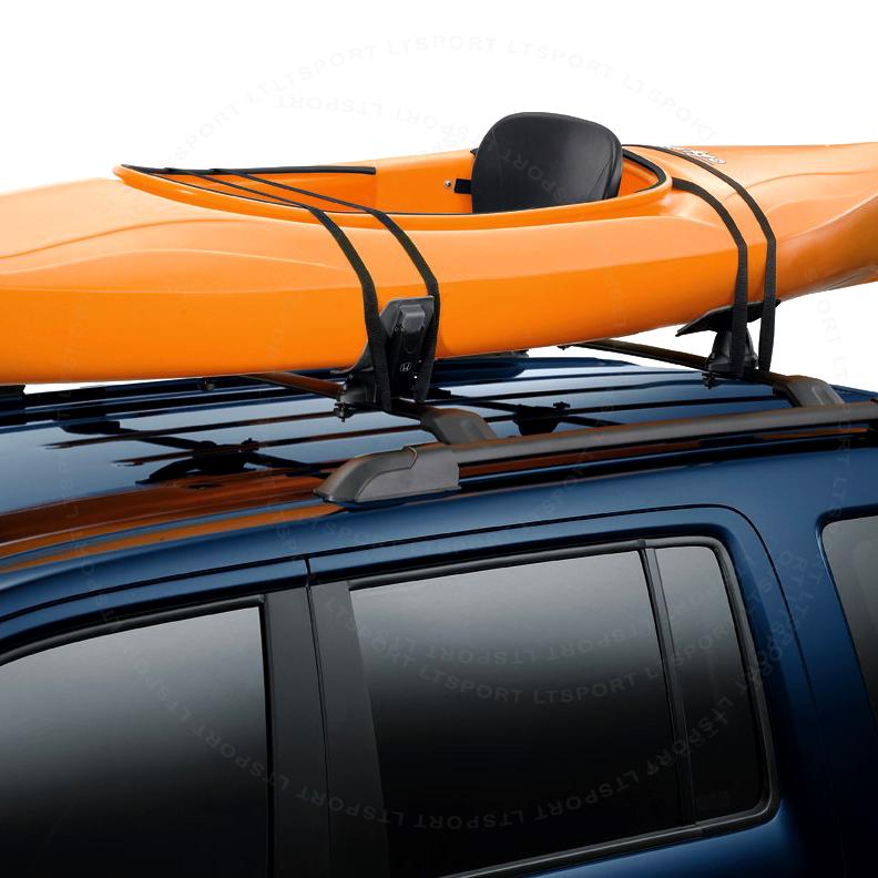UNIVERSAL FIT MOUNT ROOF TOP SADDLE RACK CANOE SURF BOAT