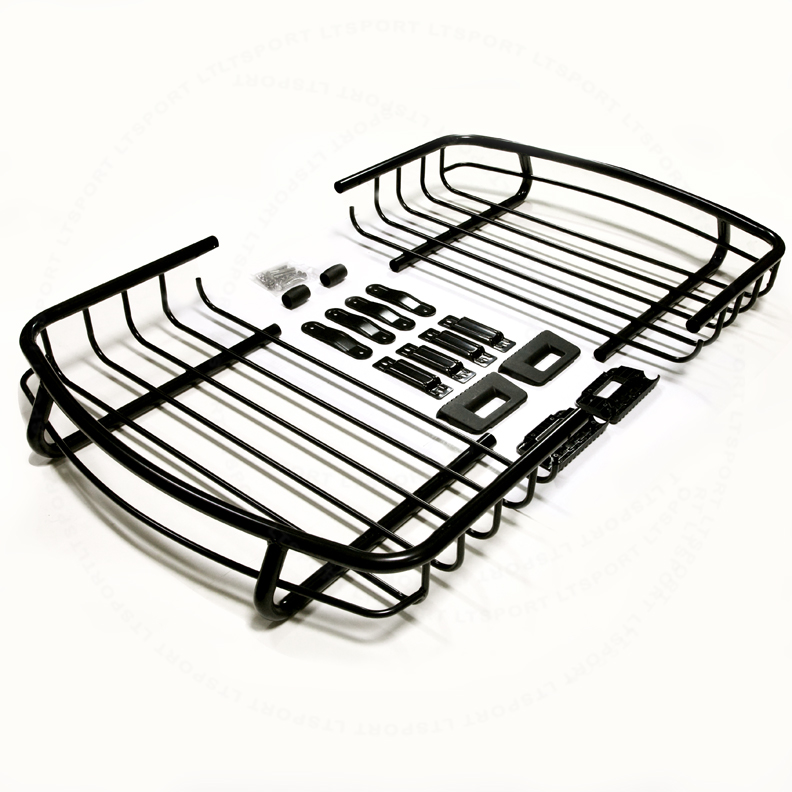 Rooftop storage universal roof rack cargo luggage carrier