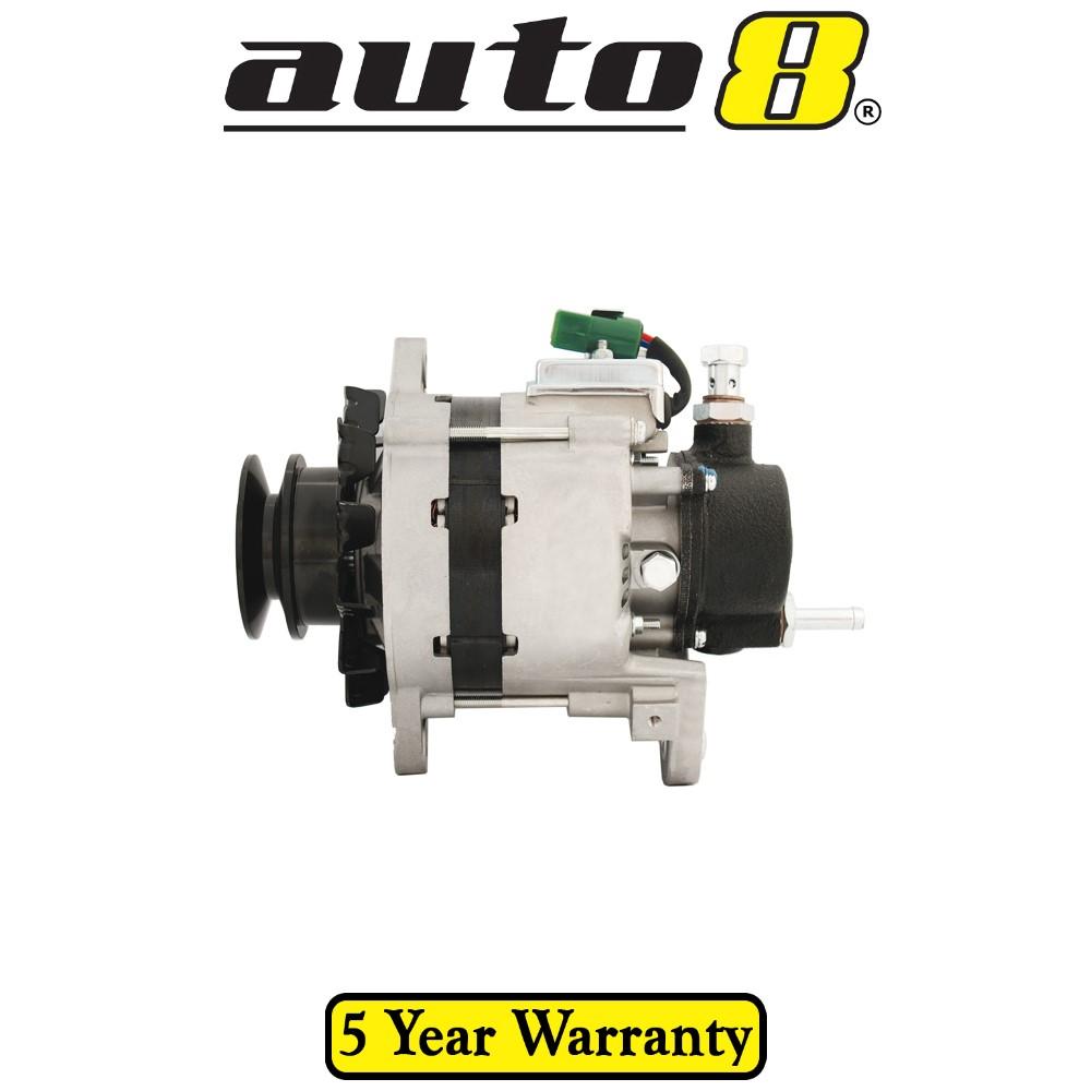 hight resolution of details about brand new alternator fits toyota landcruiser 4 0l diesel hj75 2h engine
