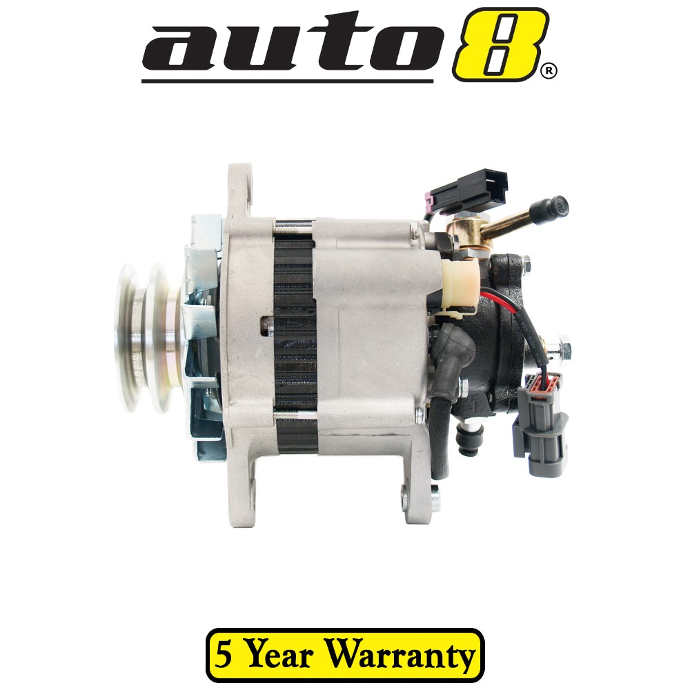 small resolution of high output 90amp alternator fits nissan urvan e24 diesel 2 7l td27 1986 1993
