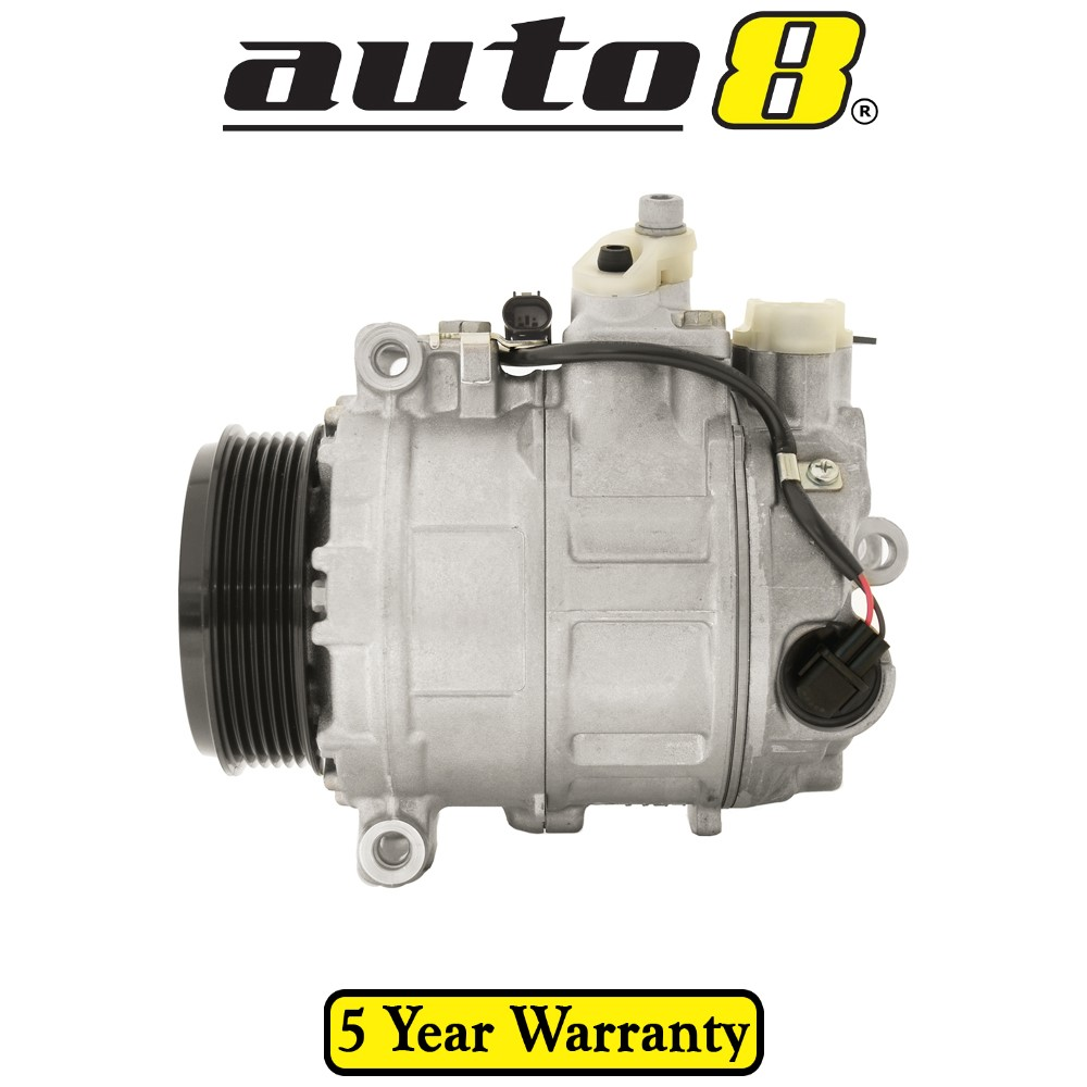 medium resolution of image is loading air conditioning compressor suits mercedes benz c230 w203