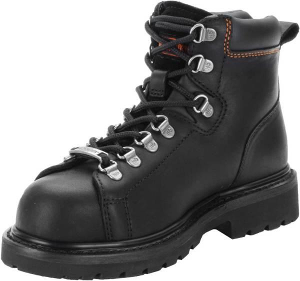 Harley-davidson Women' Gabby 5- Steel Toe Black
