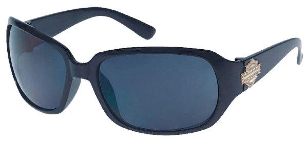 HarleyDavidson Women39s Sun Lifestyle Black w Grey Lens