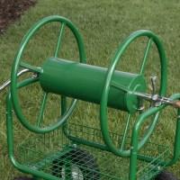 400ft Water Hose Reel Cart Outdoor Garden Yard Planting ...
