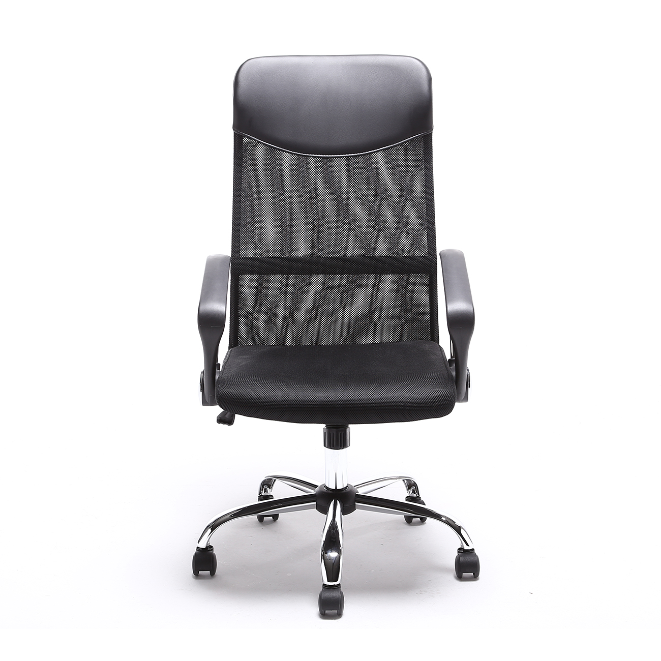 Mesh Ergonomic Office Chair Black Modern Executive Ergonomic Mesh High Back Computer