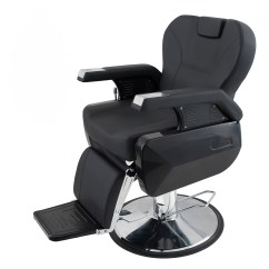 Hydraulic Hair Styling Chairs Swivel Chair Tree Stand Cutting Reclining Barber Spa Salon