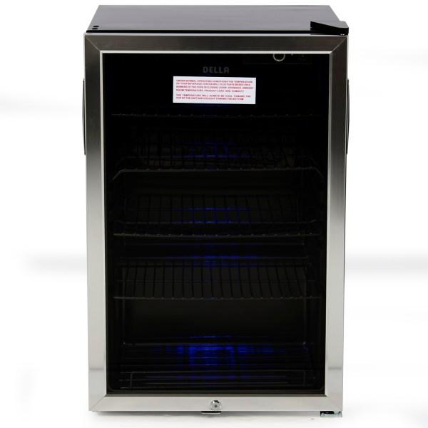 Beverage Mini Refrigerator Fridge Stand Wine Soda Beer