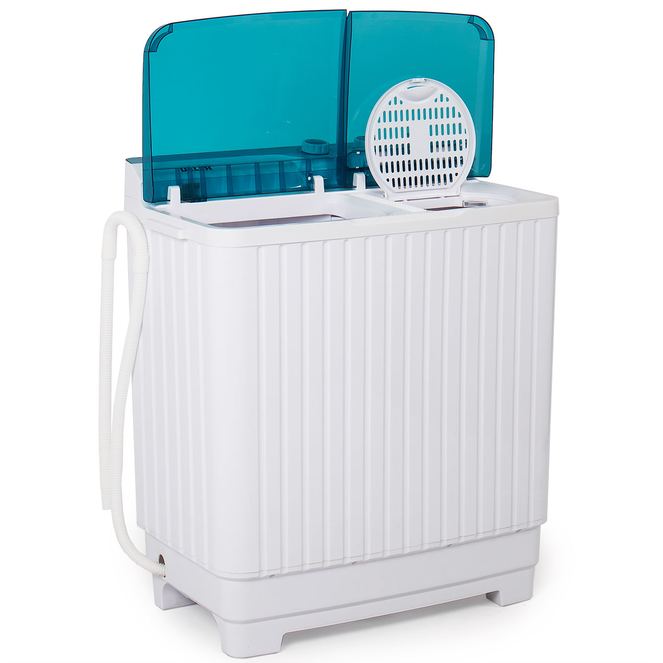 Electric Mini Washer And Spin Dryer Cycle Portable Washing Machine Laundry Small  eBay