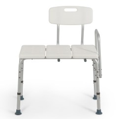Shower Chair With Back And Arms Aeron Head Rest New Medical Bath Tub Bench Stool Seat