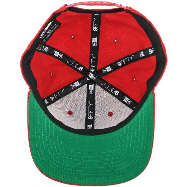 Era 9fifty Plain Blank Snapback Hat Original Uniform