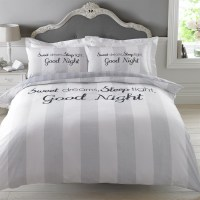 NEW Duvet Cover with Pillowcase Bedding Set Sweet Dreams ...