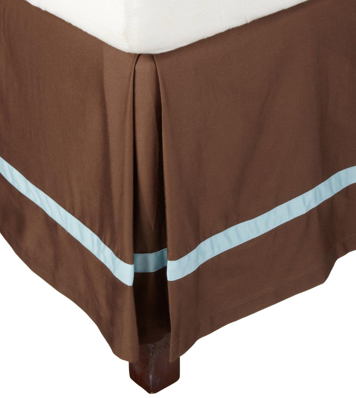 Hotel Collection 100 Premium Cotton Bed Skirt 300 Thread