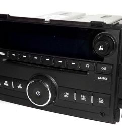 2010 15 chevy gmc truck am fm cd radio w usb aux mp3 input uui gm p n 20934592 wiring schematic [ 1600 x 1184 Pixel ]