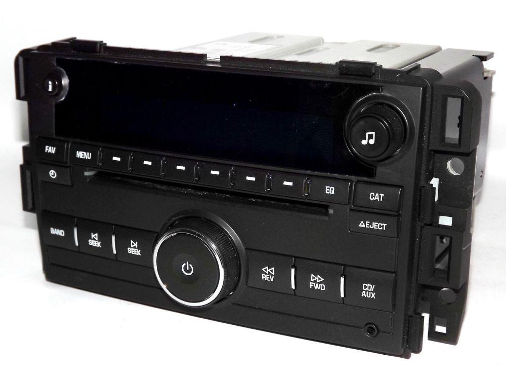 medium resolution of 2010 15 chevy gmc truck am fm cd radio w usb aux mp3 input uui gm p n 20934592 wiring schematic