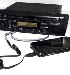 honda civic 2001 2003 radio am fm cd aux input w code part 39101 [ 1600 x 1267 Pixel ]