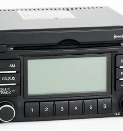 hyundai accent 2007 2011 oem radio am fm mp3 cd player w satellite 96110  [ 2664 x 1796 Pixel ]