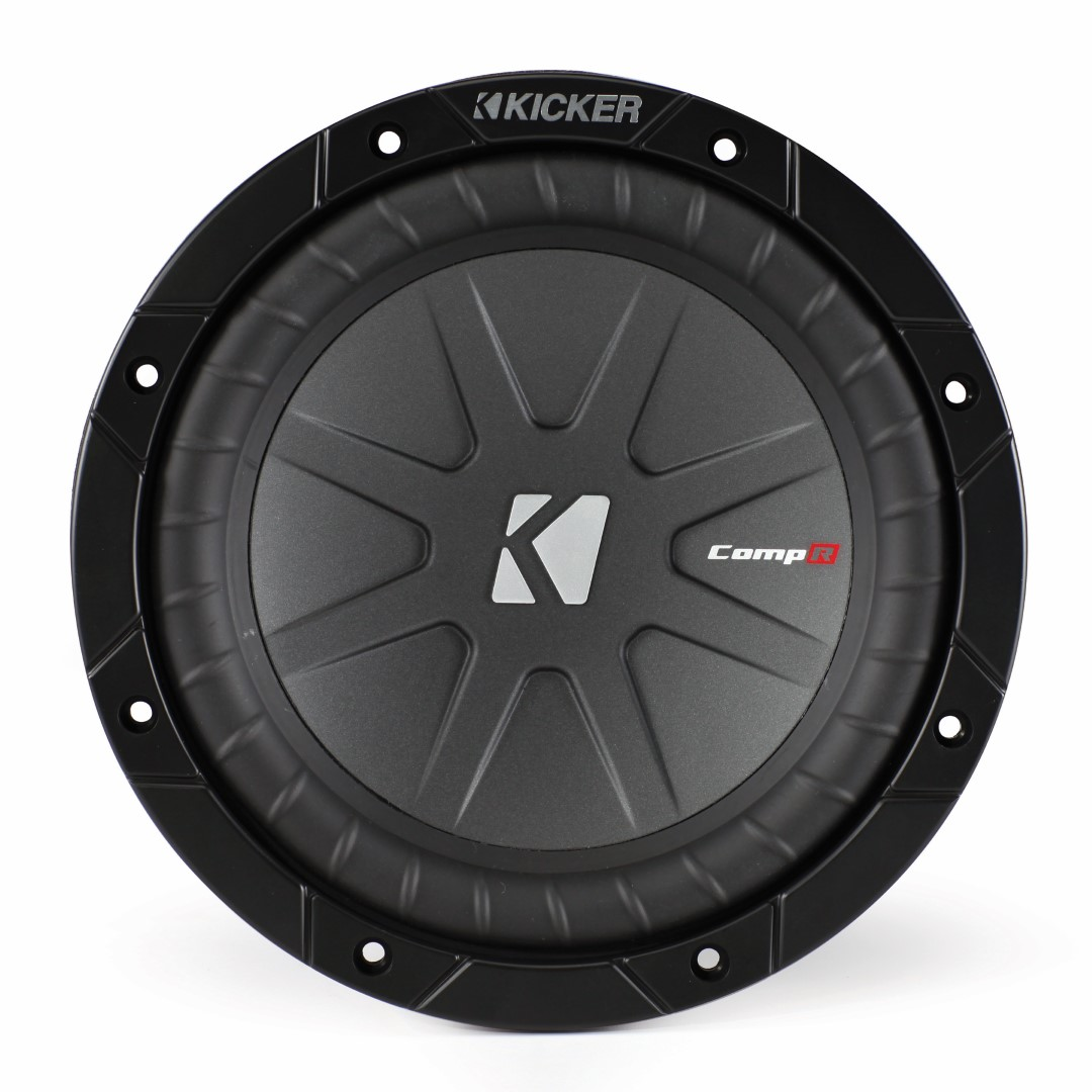 hight resolution of kicker compr 8 inch 2 ohm subwoofer 40cwr82