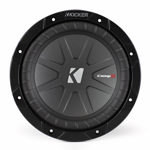 small resolution of kicker compr 8 inch 2 ohm subwoofer 40cwr82