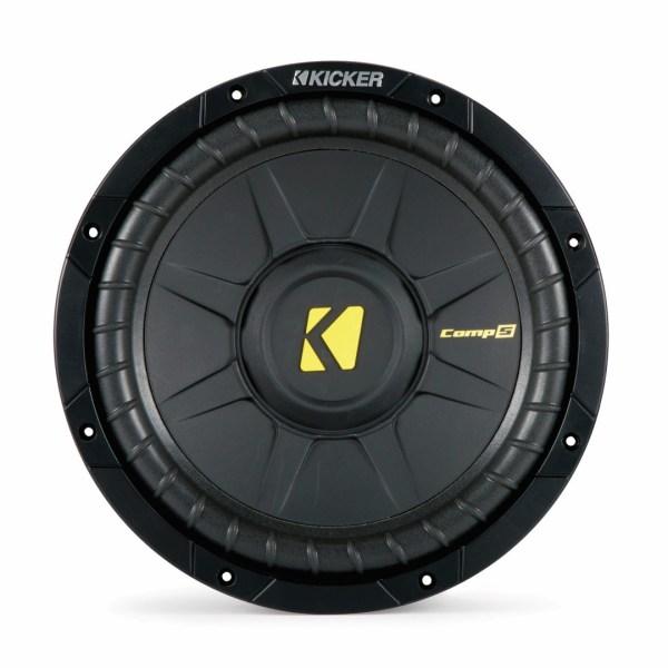 Kicker Comps 10 4 Ohm Subwoofer 40cws104