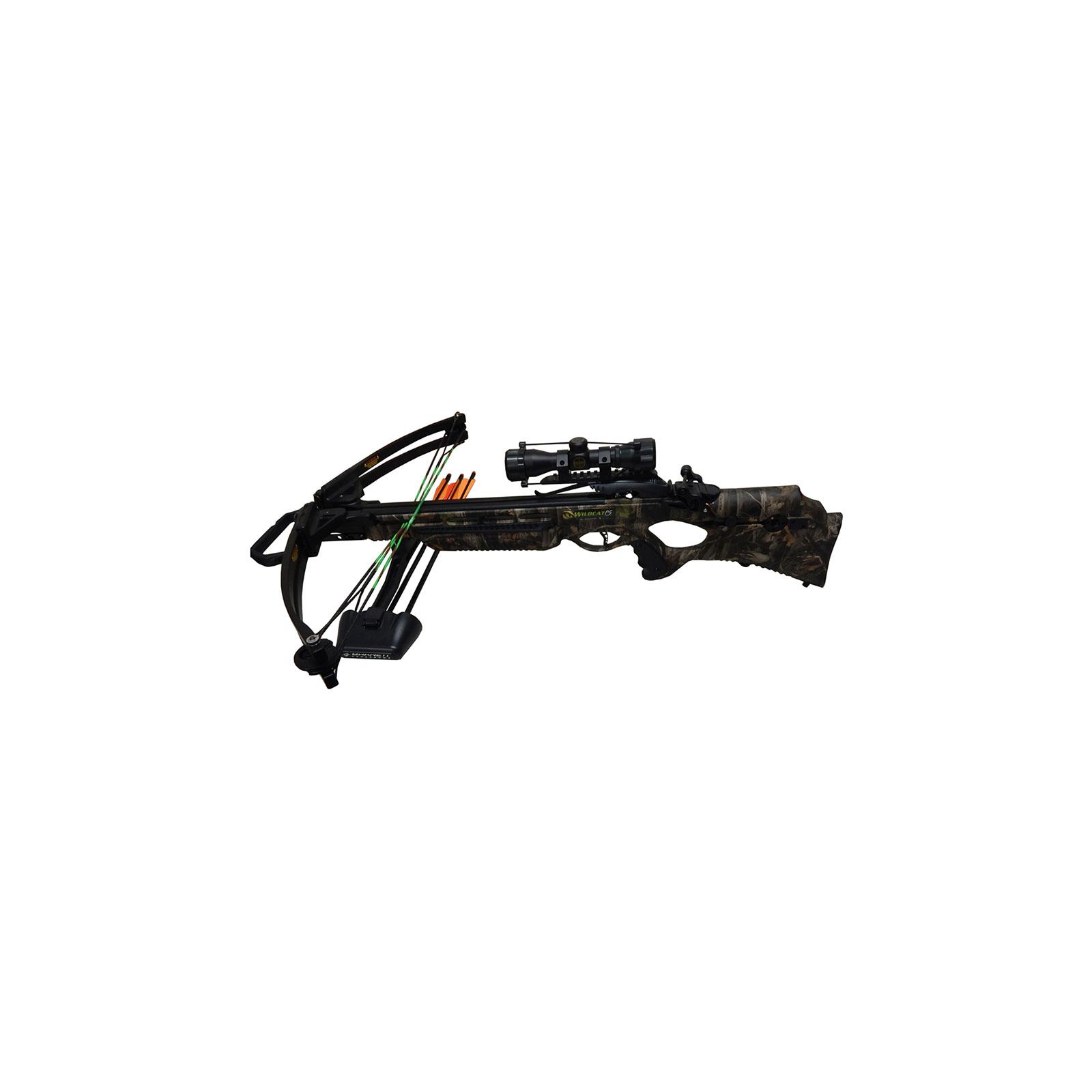 Barnett 78106 C5 Wildcat 4X32 Scope 150# Crossbow Package